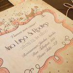 Convites Casamento Modernos