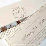 Convites Casamento Sofisticados