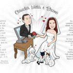 Convites Casamento Divertidos