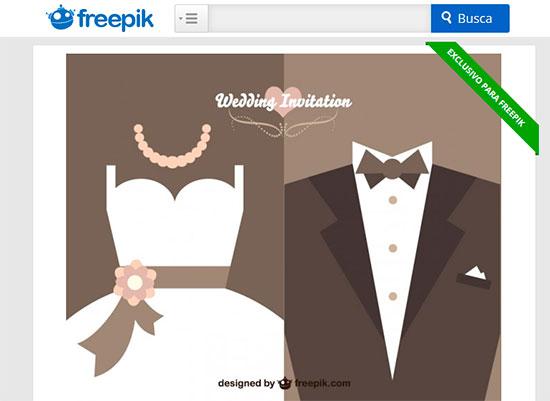 Convites casamento gratuitos