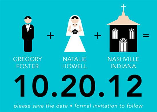 Fazer Convite Save The Date
