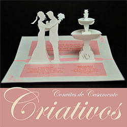 Convites Casamento Criativos