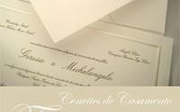 Convites Casamento Tradicionais