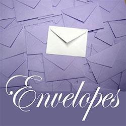 Envelopes Convite Casamento