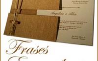 Frases Evangélicas Convites Casamento
