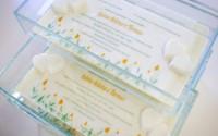Convite Casamento Comestível
