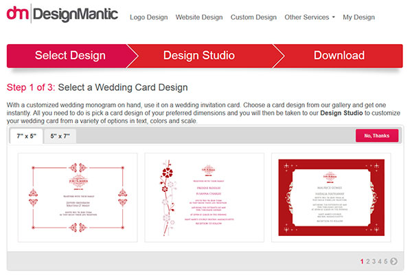Fazer Monogramas para Convites de Casamento