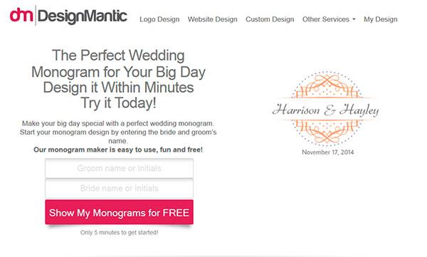 Fazer Monograma Convite Casamento