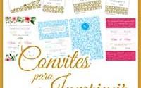 Convites Casamento Imprimir