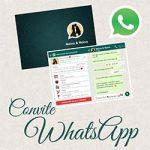 Convite Casamento Whatsapp