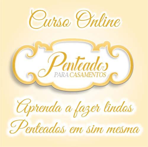 Curso de Penteados Casamento Online